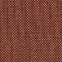 luxury hopsack rich terracotta