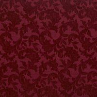mayfair floral claret