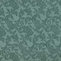 mayfair floral teal