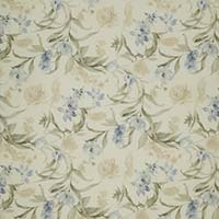 monets garden cream/blue